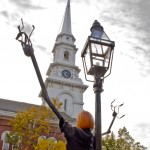 October in Portsmouth, NH
